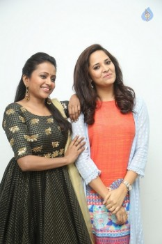 Suma and Anasuya Press Meet about Winner Movie - 4 of 70