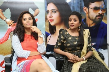 Suma and Anasuya Press Meet about Winner Movie - 9 of 70