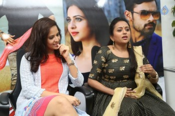 Suma and Anasuya Press Meet about Winner Movie - 14 of 70