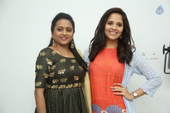 Suma and Anasuya Press Meet about Winner Movie - 15 of 70