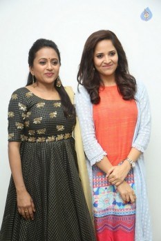 Suma and Anasuya Press Meet about Winner Movie - 17 of 70