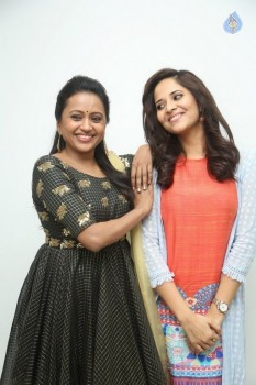 Suma and Anasuya Press Meet about Winner Movie - 21 of 70