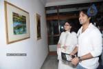 tarun-inaugurates-sayeeda-ali-art-gallery