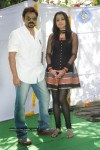 Venkatesh - Trisha New Movie Opening Stills