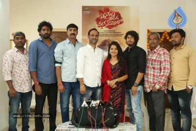 Vinara Sodara Veera Kumara Movie Press meet - 17 of 19