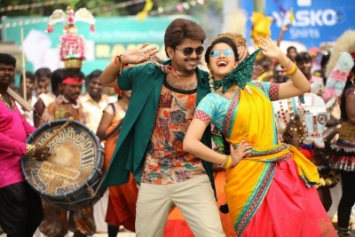 Agent Bhairava Movie Photos