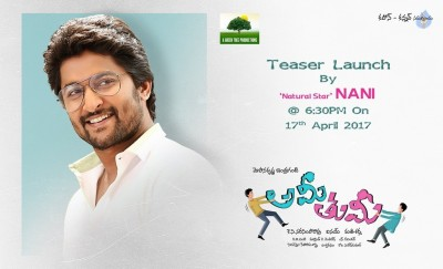 Ami Tumi Movie Teaser Launch Poster
