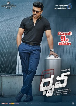 Dhruva New Poster and Photo