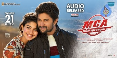 MCA Audio Release Date Posters
