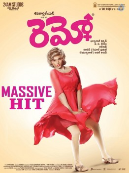 Remo Movie Hit Posters