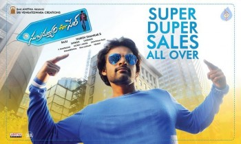 Subramanyam For Sale Latest Posters