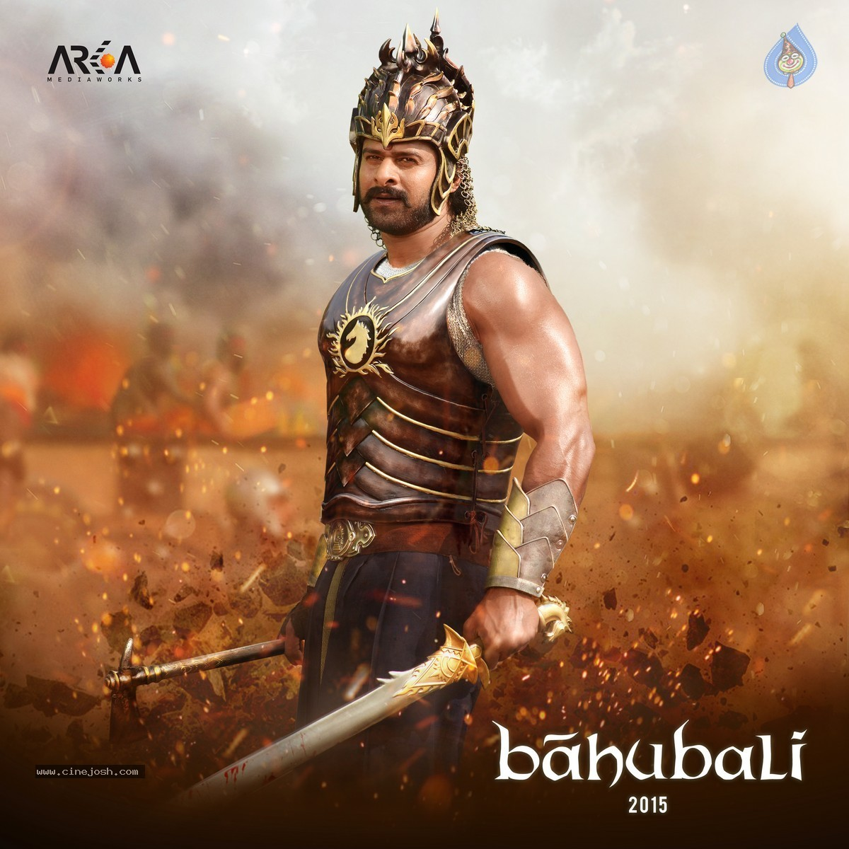 bahubali prabhas new poster hd | photos gallery