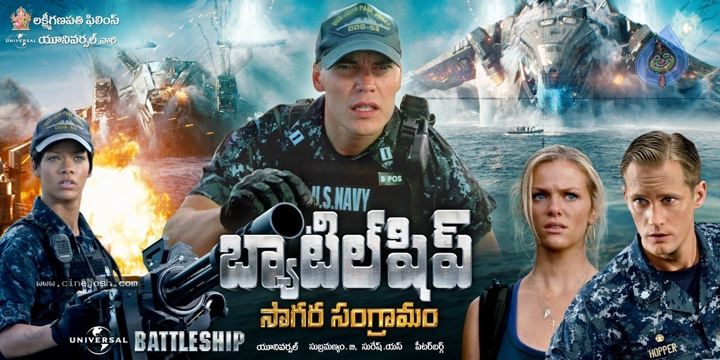 Cast - Battleship Movie