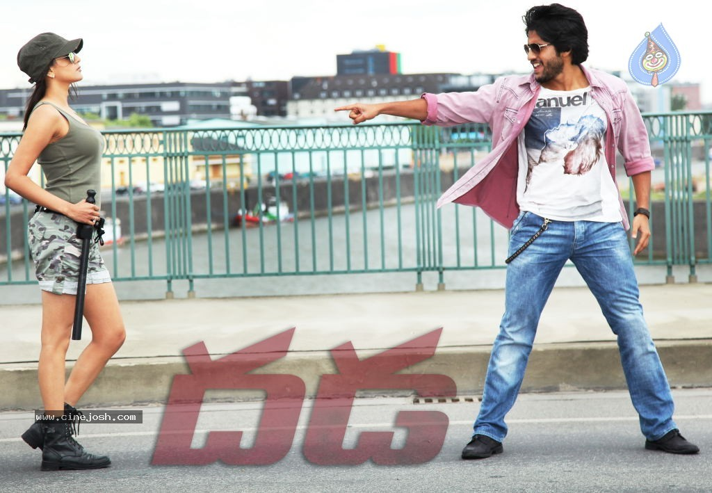Dhada Movie New Stills - 9 / 10 photos