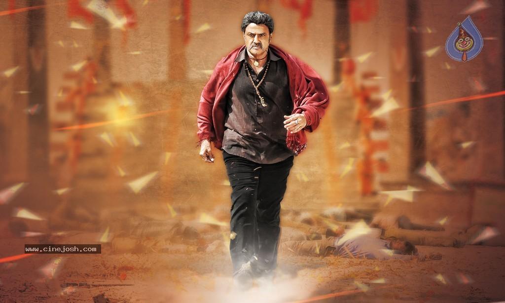 Lion Theatrical Trailer - Balakrishna, Trisha Krishnan