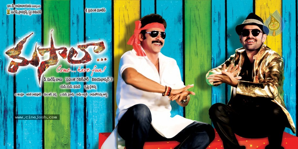 Masala Movie New Wallpapers - Click for first photo