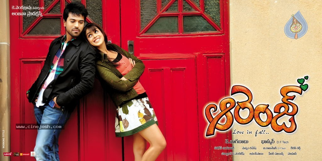 new movie wallpaper. his new movie #39;Orange#39; and