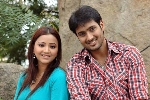 Uday Kiran - Swetha Basu - New Movie Opening
