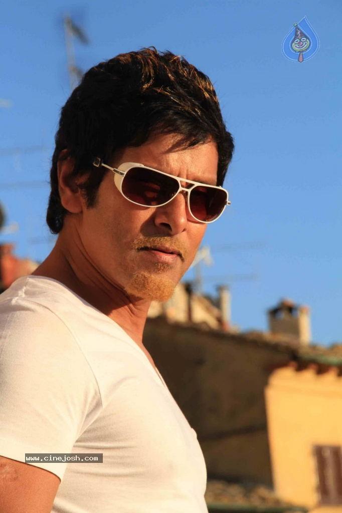 Vikram Stills In Veedinthe Movie Photo 13 Of 84