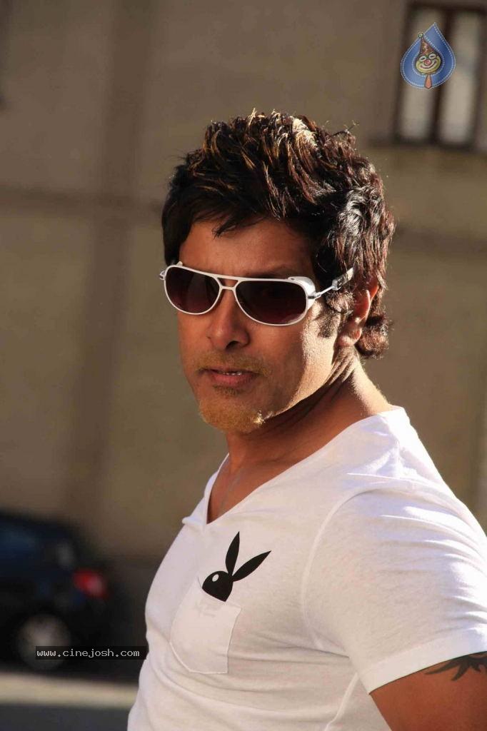Vikram Stills In Veedinthe Movie Photo 24 Of 84