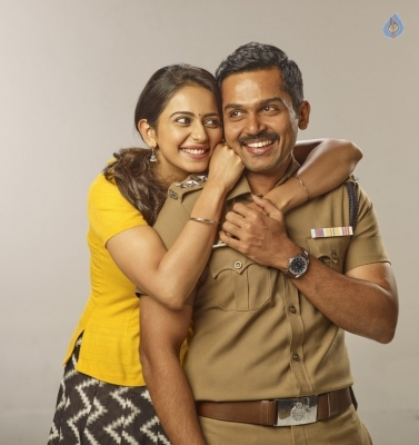 Khaki Movie Stills - 1 of 3