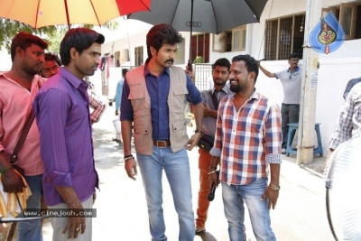 Seema Raja Movie Working Stills - 9 of 35