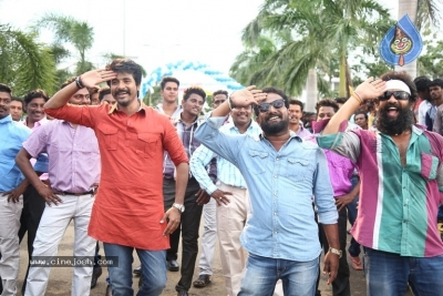 Seema Raja Movie Working Stills - 19 of 35