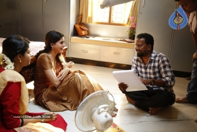 Seema Raja Movie Working Stills - 20 of 35