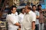 sri-rama-rajyam-movie-working-stills