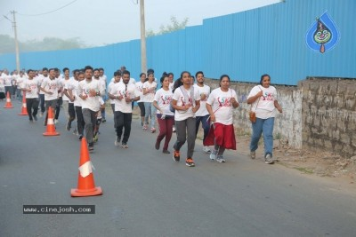 2nd Edition Of Save The Young Heart 5K Run