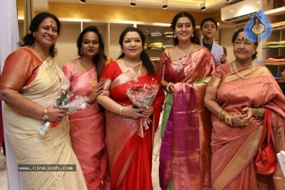 AA Guru Silks Launch Photos