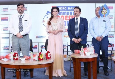 Aakanksha Singh Presents HDFC Bank Community Ganesh Awards