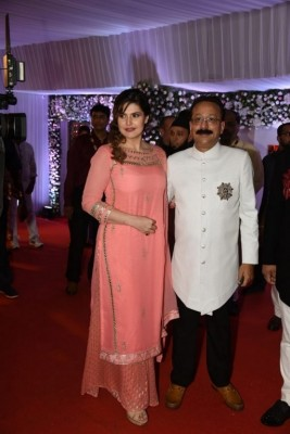 Baba Siddique Iftar Party 2018