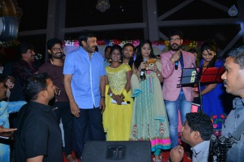 Bhuvan Sagar and Sindhusha Wedding Reception Photos