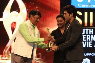 Celebrities at SIIMA Short Film Awards