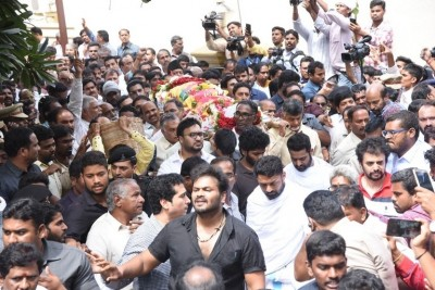 Celebrities Pay Homage To Nandamuri Harikrishna Set 8