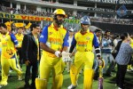 Chennai Rhinos vs Karnataka Bulldozers Final Match Cup Photos