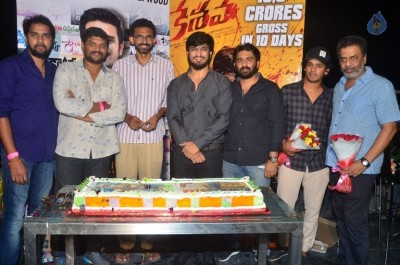 Nikhil Complete Tollywood 10 Years Celebrations