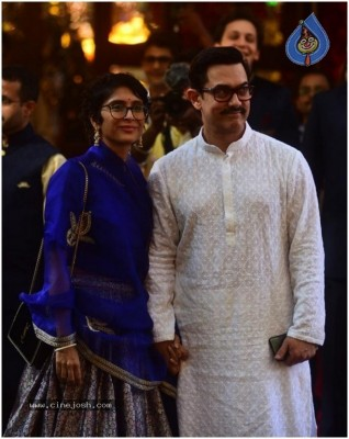 Isha Ambani and Anand Piramal Wedding Photos
