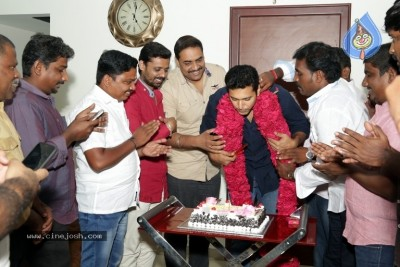 Jayam Ravi Birthday Celebration Stills