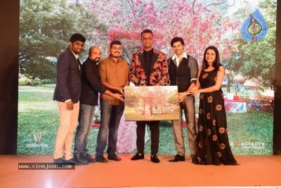 Karthik Srinivasan New Calendar Launch