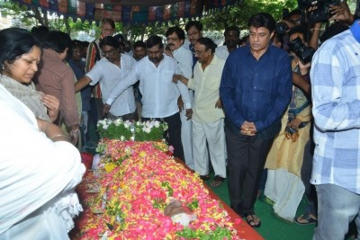 Kodi Ramakrishna Condolences Photos