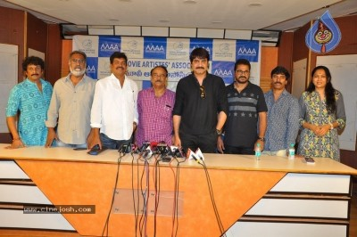 MAA Press Meet