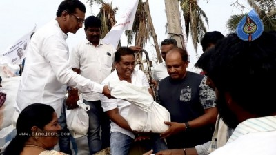 Manam Saitham Help To Titli Victims