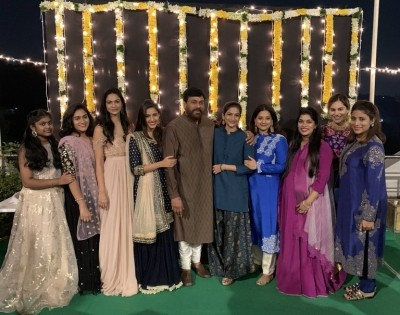 Mega Family DIWALI Celebrations