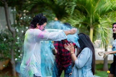 Mega Family Holi Celebrations 2019