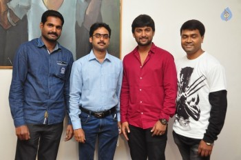 Nani Meet and Greet with Mobile Caller Tune Download Winners