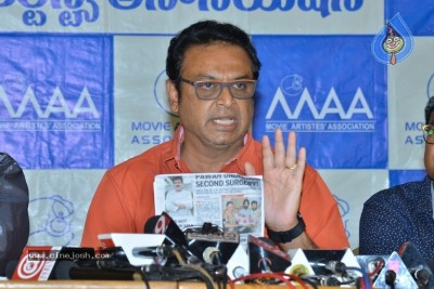 Naresh Press Meet About MAA Controversy