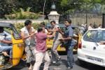 Ram Charan Assaults Car Driver