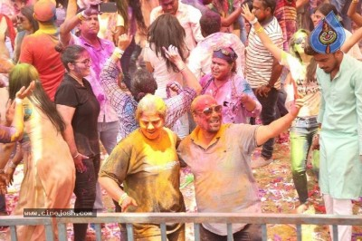 Rang Rave - 2019 Holi Celebrations